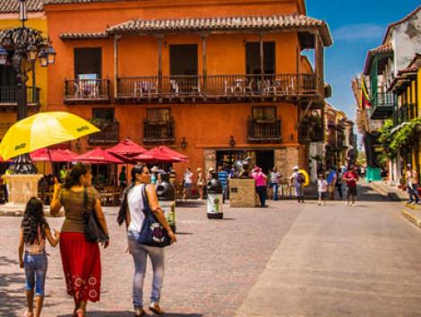 Cartagena Walking Tour