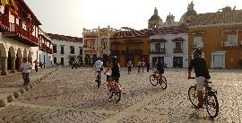 Tour en Bicicleta por Cartagena