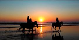 Horse Riding Tour in San Andrés