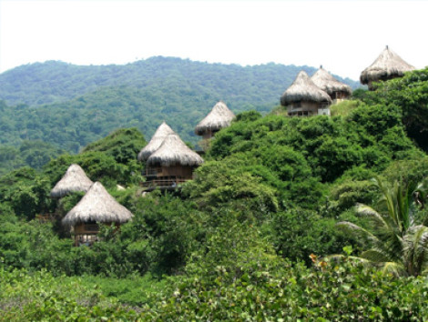Tour to Pueblito Chayrama in Tayrona Park