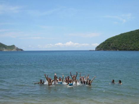 Tour to Neguanje & Crystal Beach in Tayrona Park