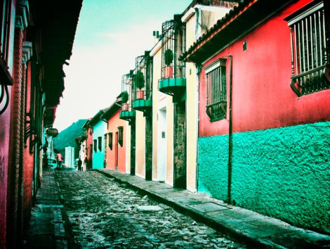 Street Food Tour Bogota