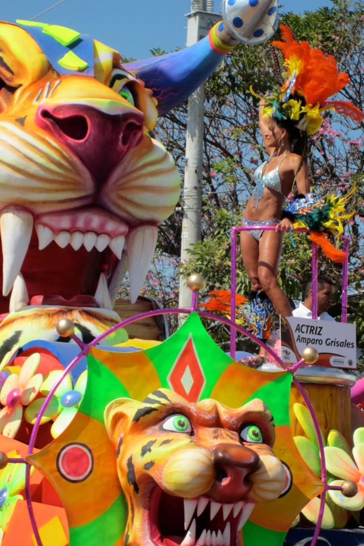Desfiles do Carnaval de Barranquilla